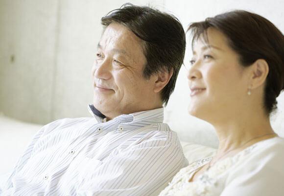 ①夫婦でつくった財産の清算